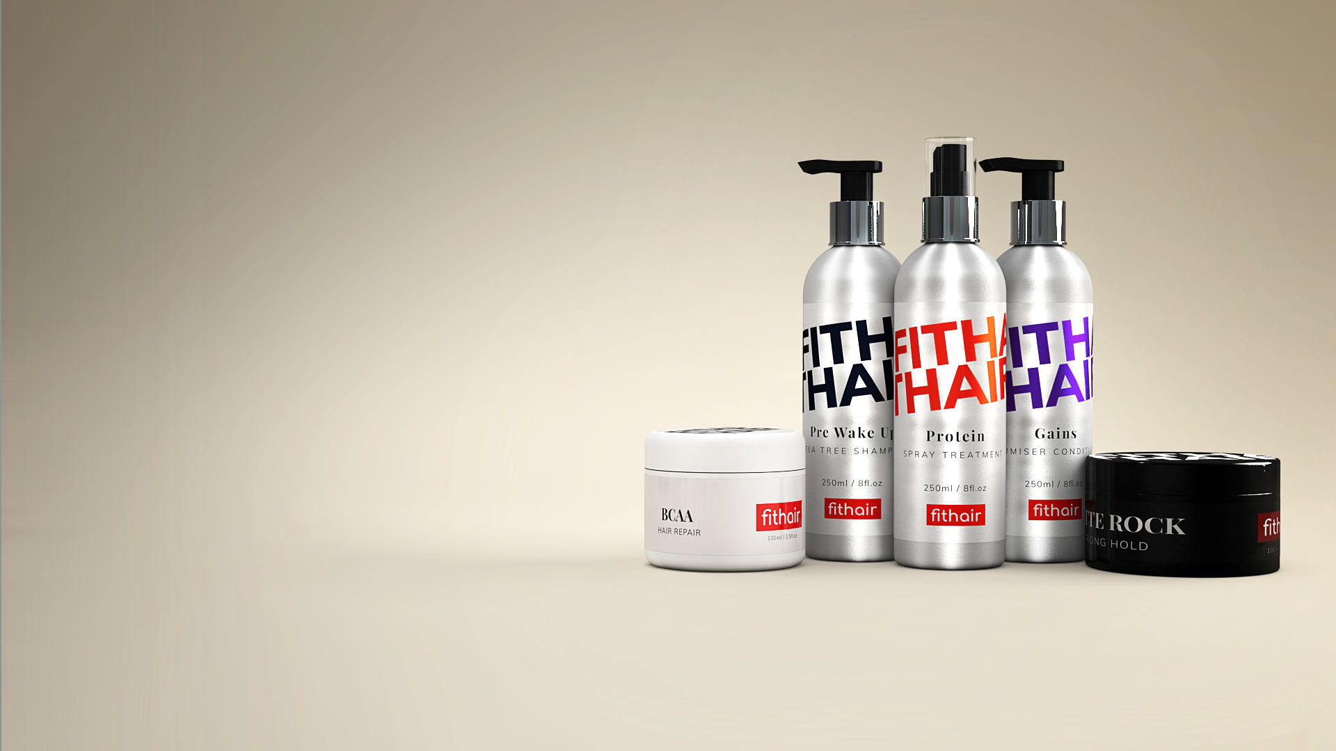 Fithair Global - Fitness Haircare products